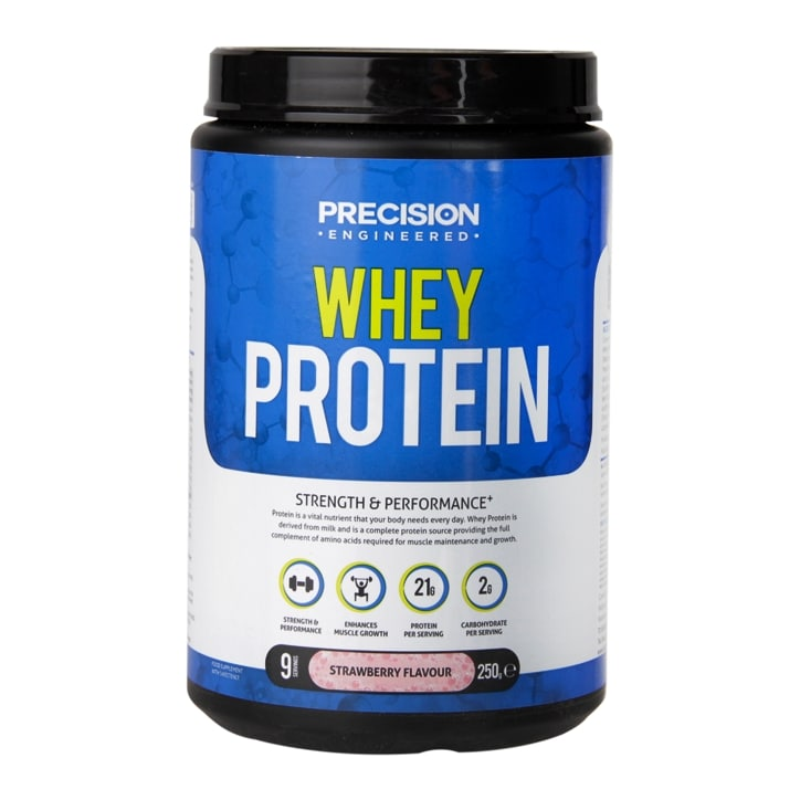 Precision Engineered Whey Protein Strawberry Cheesecake 250g