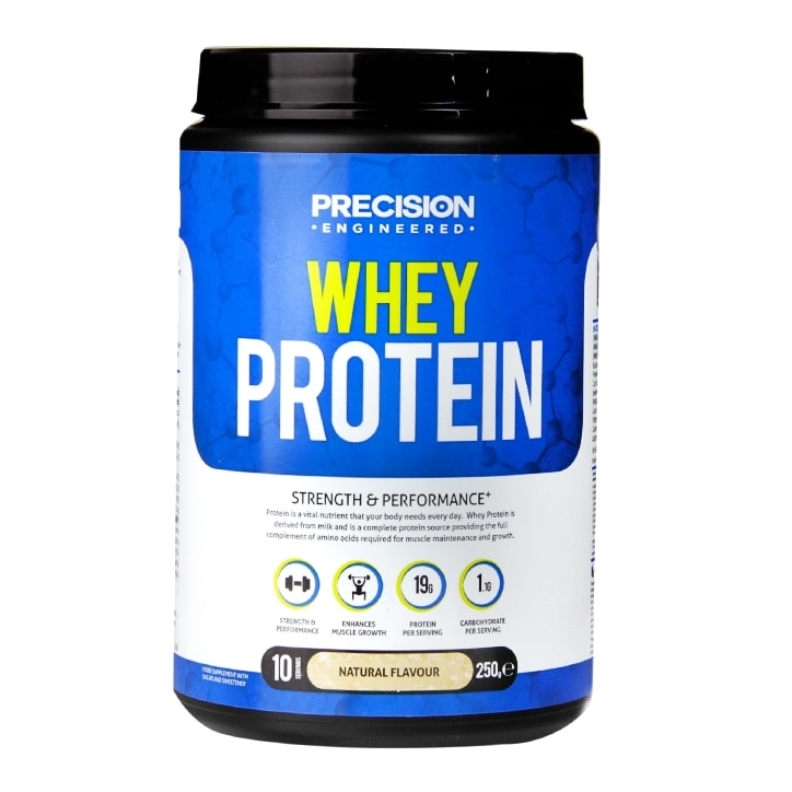 Precision Engineered Whey Protein Natural
