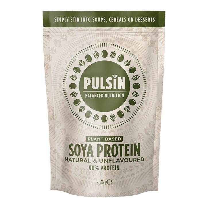 Pulsin Soya Protein 250g Powder