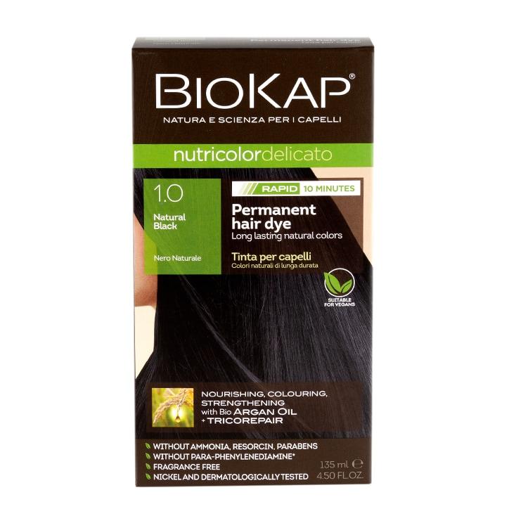 BioKap Natural Black Dye 135ml