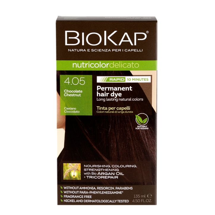 BioKap Chocolate Chestnut Dye 135ml