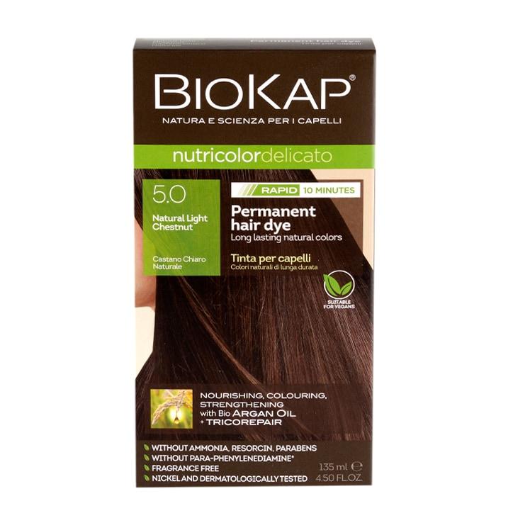 BioKap Natural Light Chestnut Dye