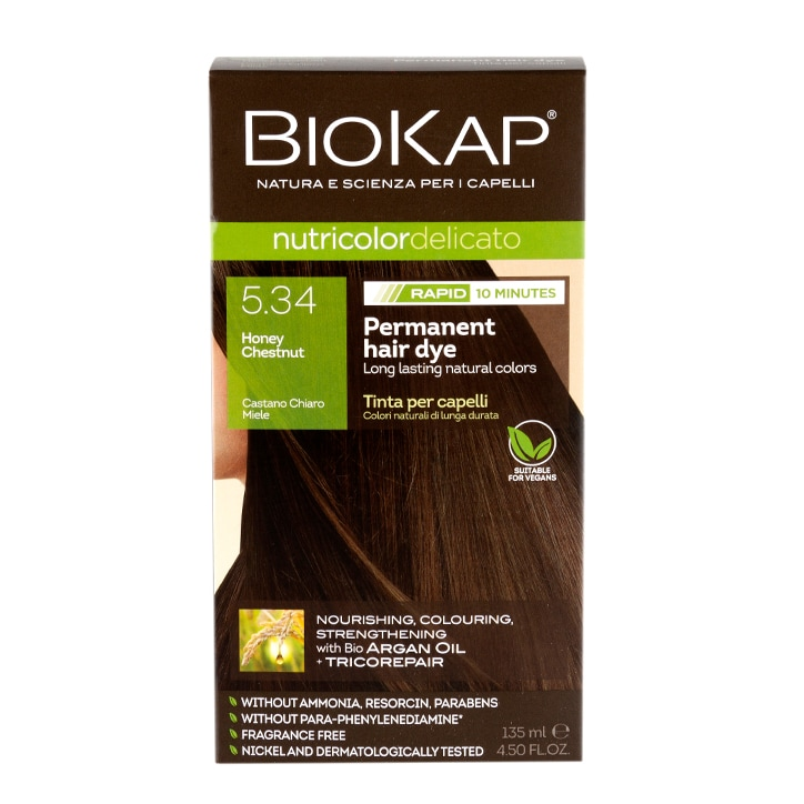 BioKap Honey Chestnut Dye 135ml
