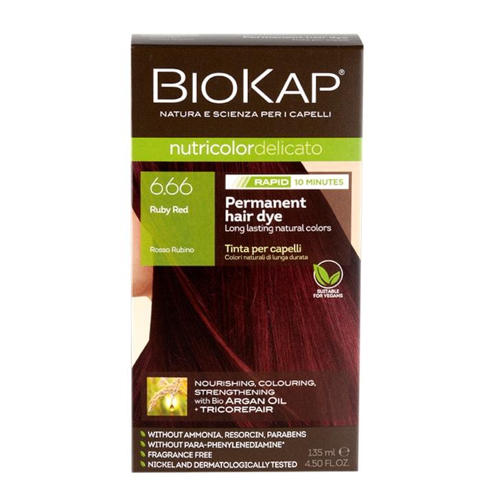 BioKap Red Ruby Dye 135ml