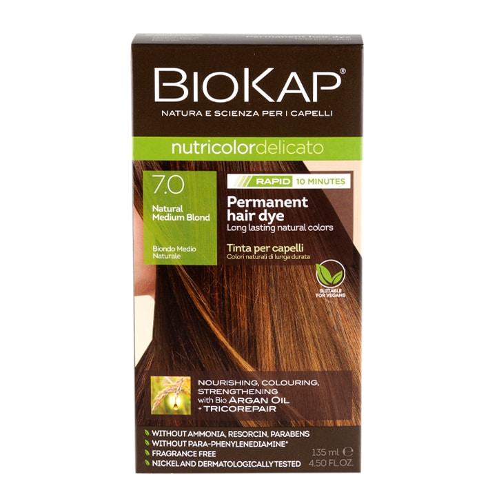 BioKap Natural Medium Blond Dye 135ml