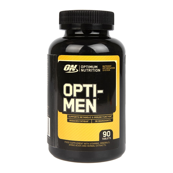 Optimum Nutrition Opti Men Tablets