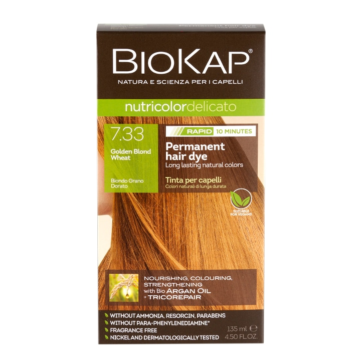 BioKap Golden Wheat Blond Dye 135ml
