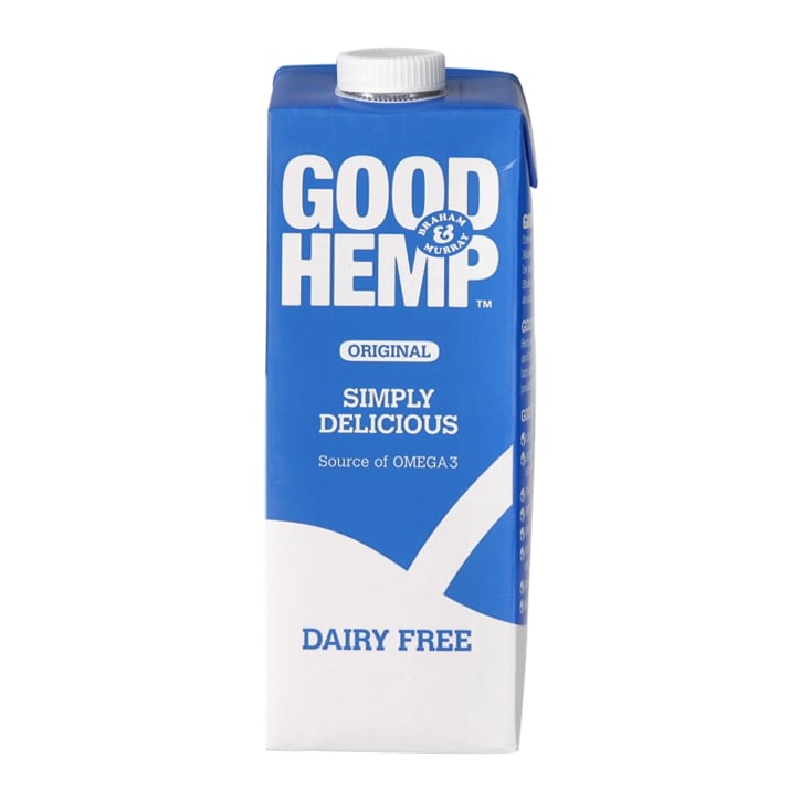 GOOD Hemp Drink 1l