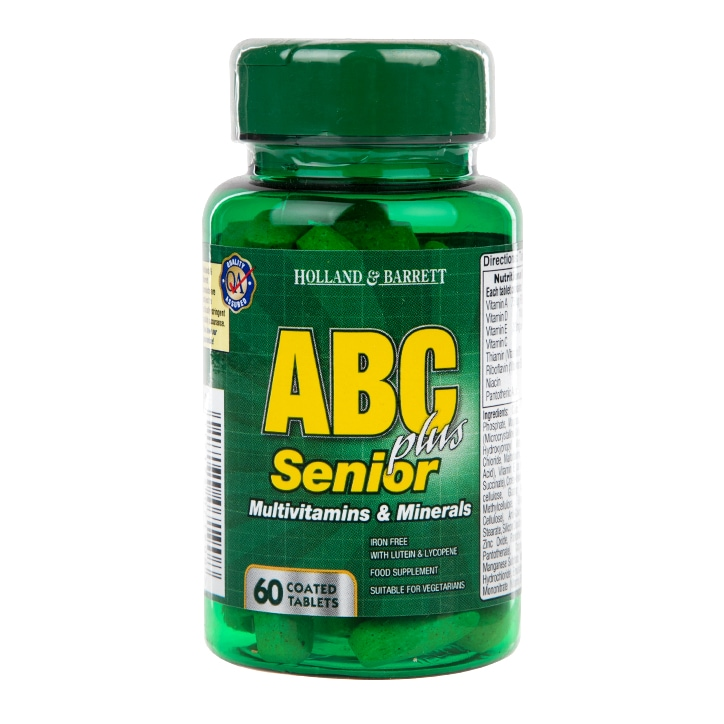 Holland & Barrett ABC Plus Senior Caplets