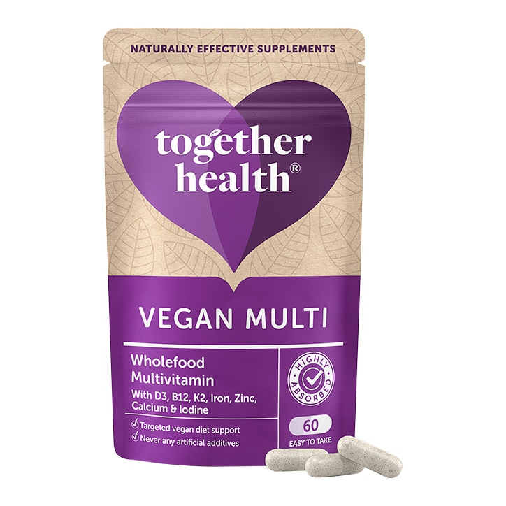Together Health WholeVits B12 Multi 30 Capsules