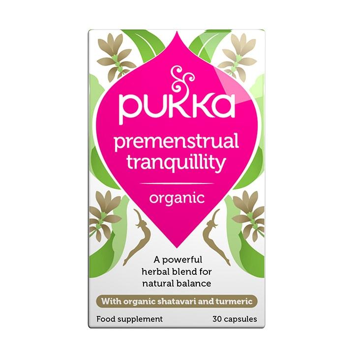 Pukka Premenstrual Tranquility Organic 30 Capsules