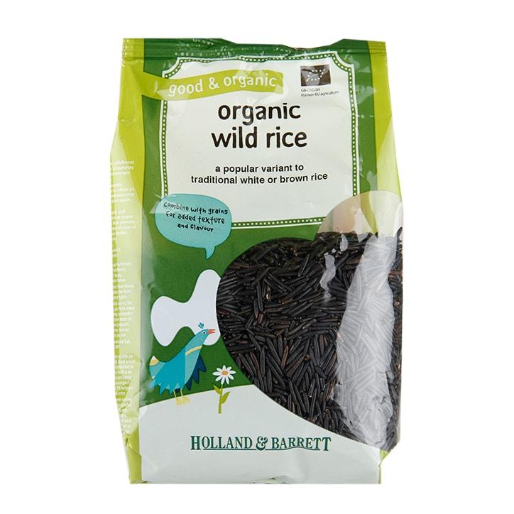Holland & Barrett Organic Wild Rice