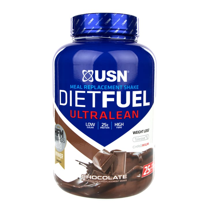 USN Diet Fuel Meal Replacement Shake Chocolate 2kg