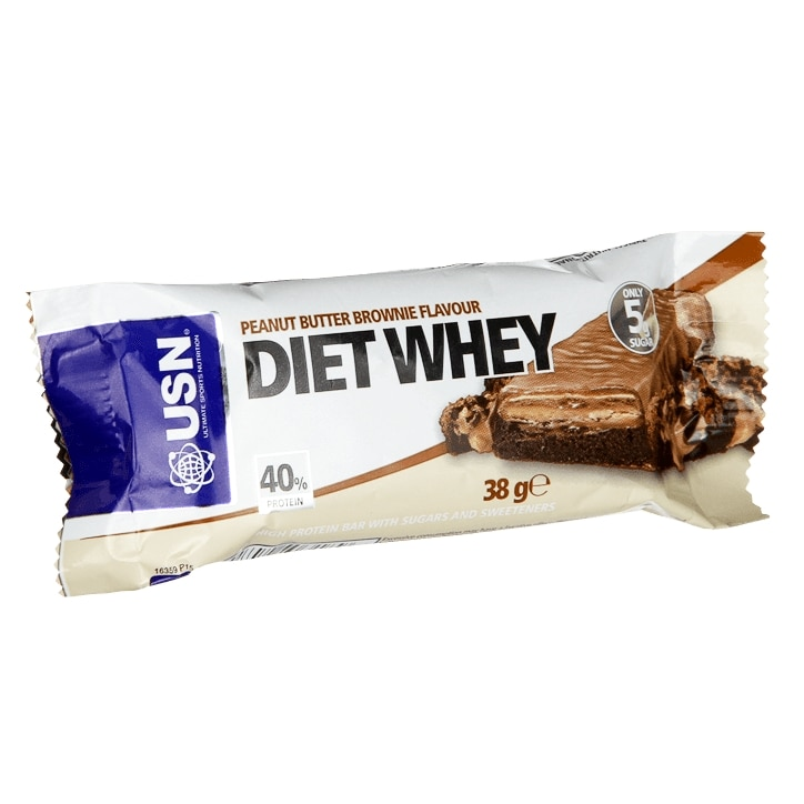 USN Diet Whey Bar 38g