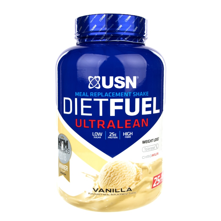 USN Diet Fuel Meal Replacement Shake Vanilla 2kg