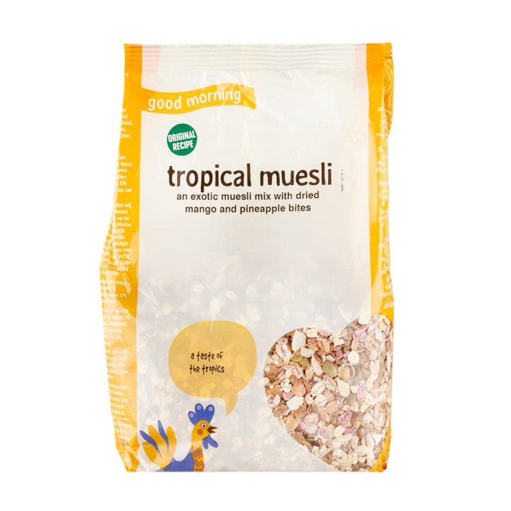 Holland & Barrett Original Recipe Tropical Muesli 500g