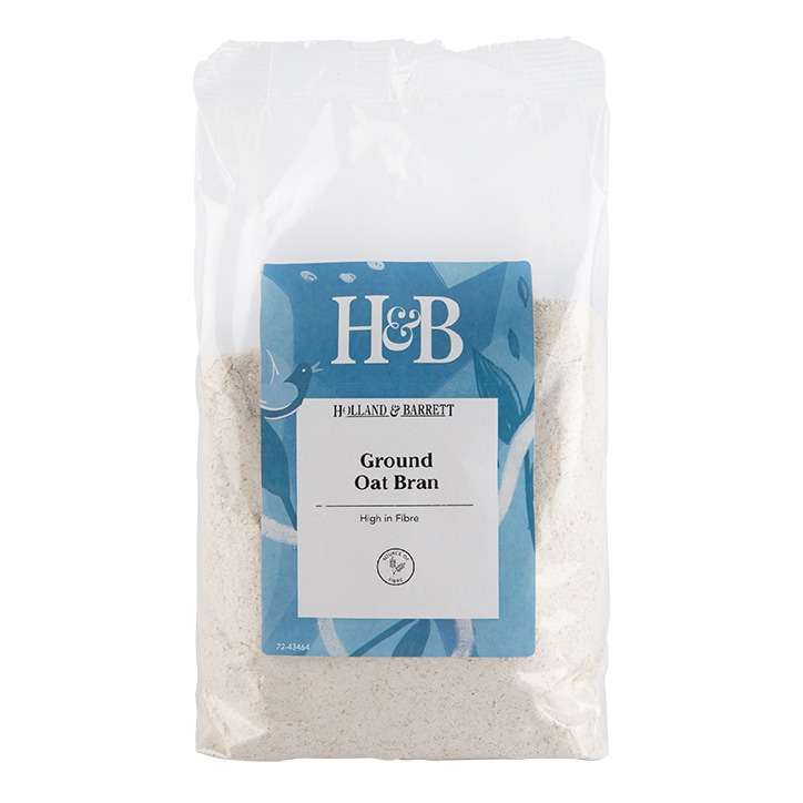 Holland & Barrett Ground Oat Bran 500g