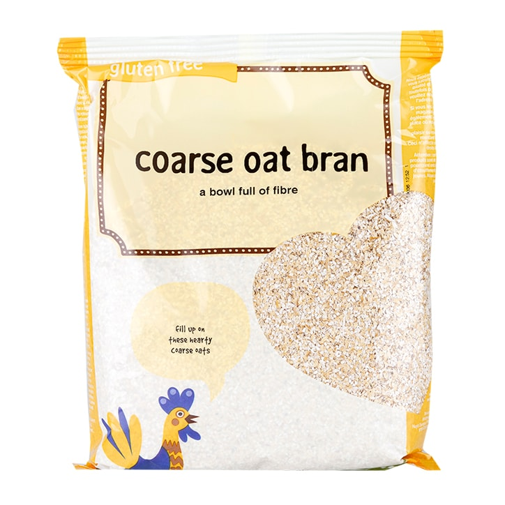 Holland & Barrett Coarse Oat Bran 500g