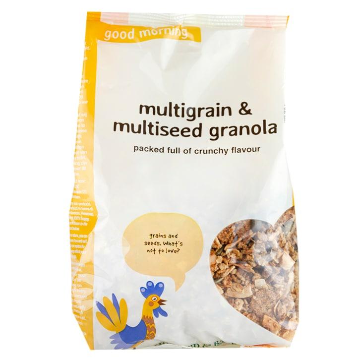 Holland & Barrett Multigrain & Multiseed Granola 500g