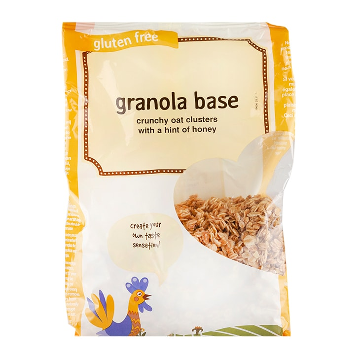Holland & Barrett Granola Base