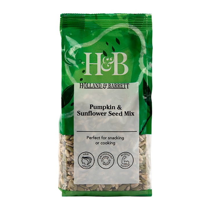 Holland & Barrett Sunflower & Pumpkin Seeds