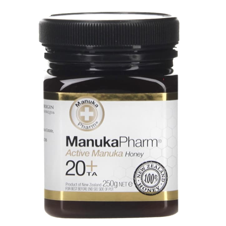 Manuka Pharm Active Manuka Honey 20+ 250g