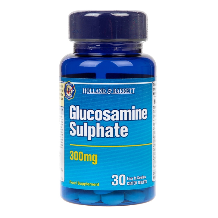 Holland & Barrett Glucosamine Sulphate 30 Tablets 300mg