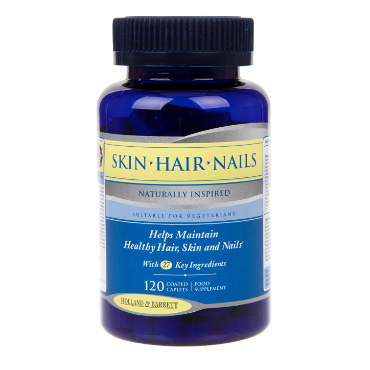Hair Skin Nails Condition Vitamins Supplements Holland