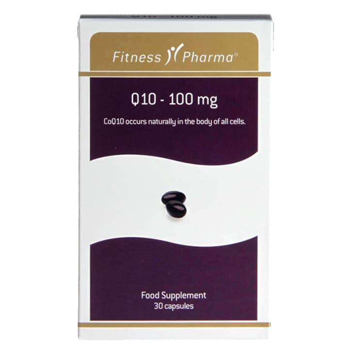 Fitness Pharma Q10 Capsules