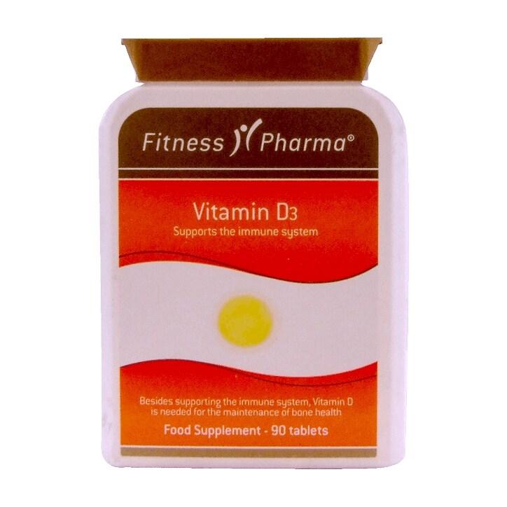 fitness pharma d vitamin