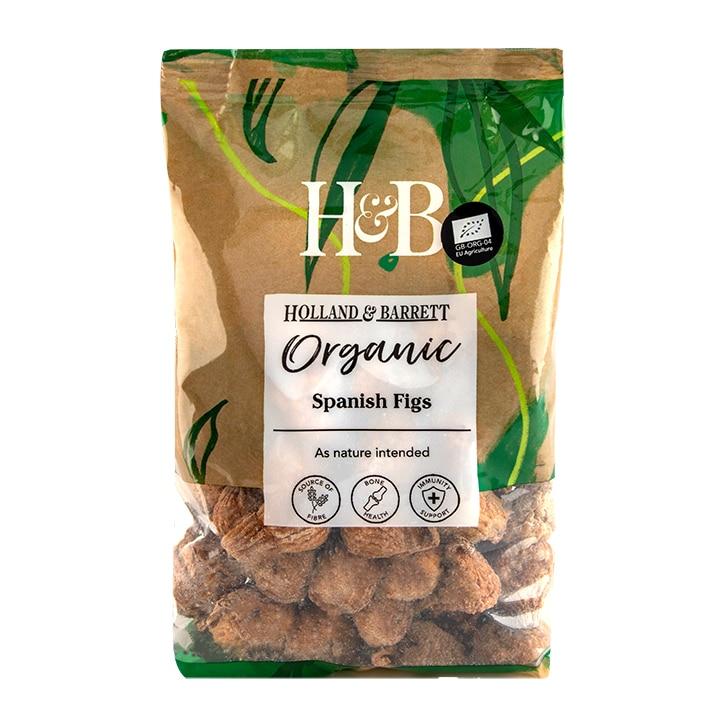 Holland & Barrett Organic Spanish Figs 200g