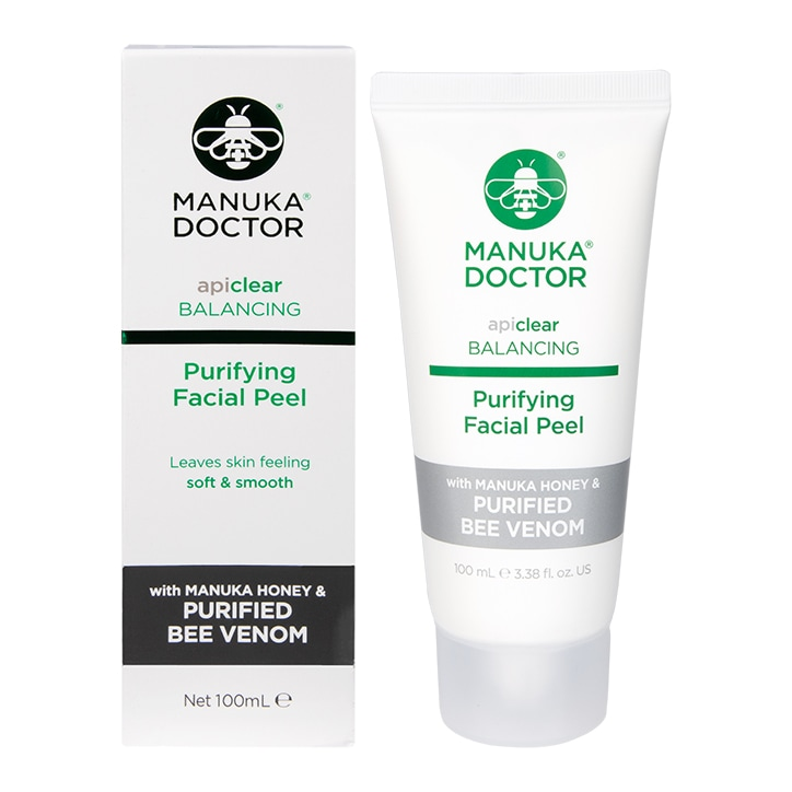 Manuka Doctor ApiClear Purify Face Peel 100ml