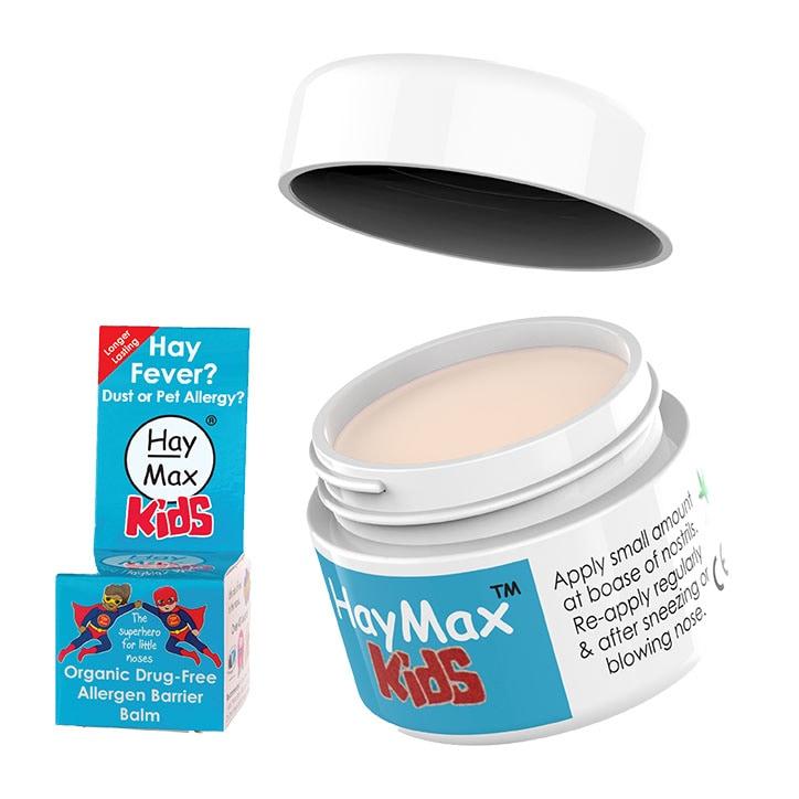 HayMax Kids Pollen Barrier Balm