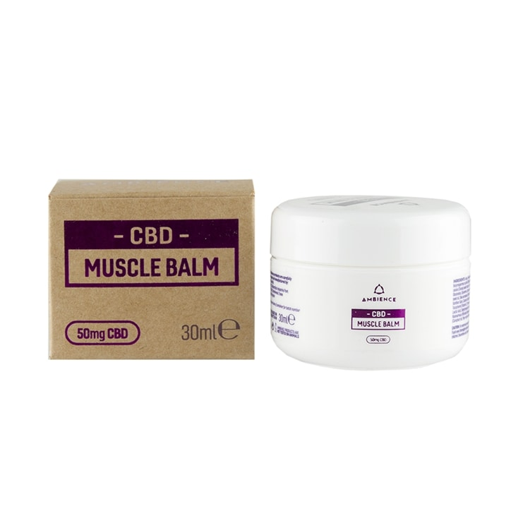 Ambience CBD Infused Muscle Balm