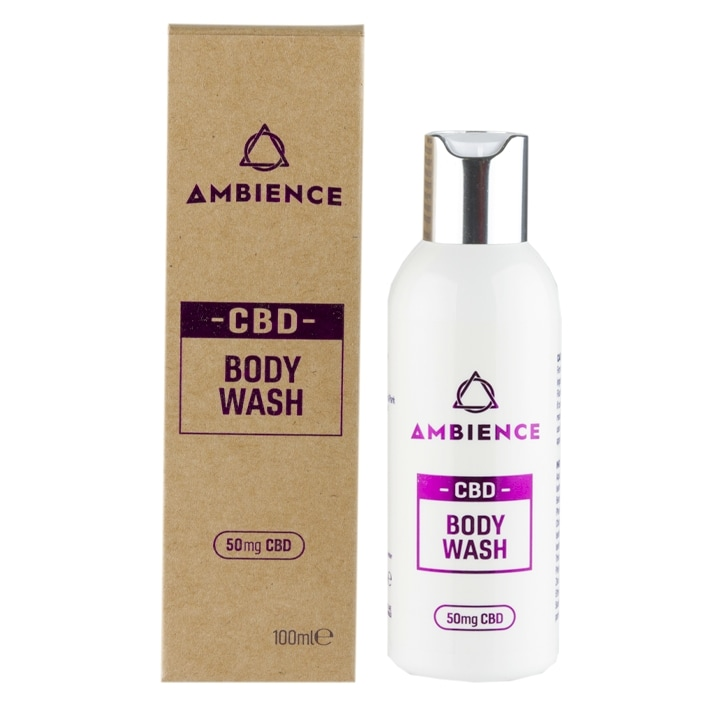 Ambience CBD Infused Body Wash