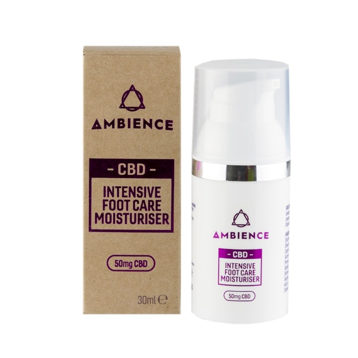 Ambience CBD Infused Foot Care Moisturiser