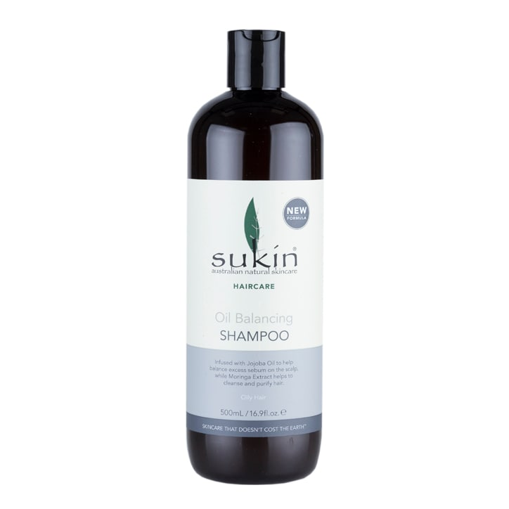 Sukin Oil Balancing Shampoo 500ml