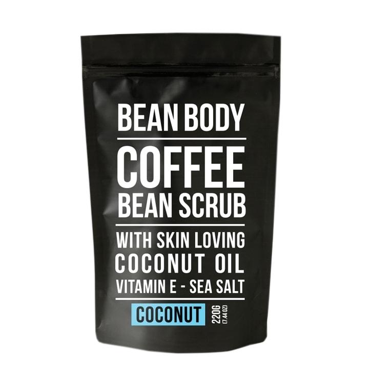 Bean Body Coconut Coffee Bean Scrub