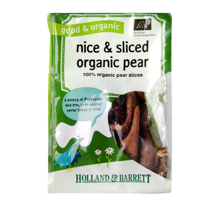 Holland & Barrett Sliced Organic Pear
