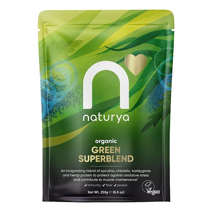 Naturya Organic Greens Blend