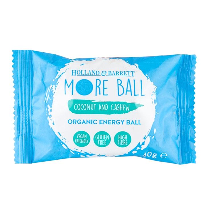Holland & Barrett Coconut & Cashew More Ball 40g