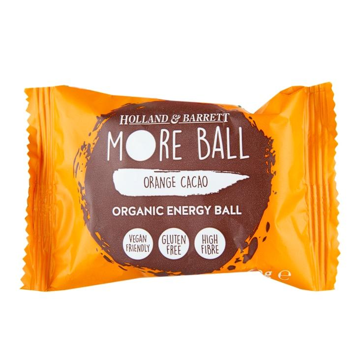 Holland & Barrett Cacao Orange More Ball