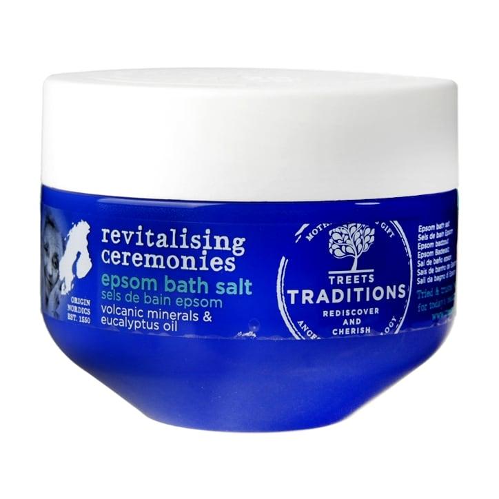 Treets Traditions Revitalising Ceremonies Epsom Bath Salt 375g