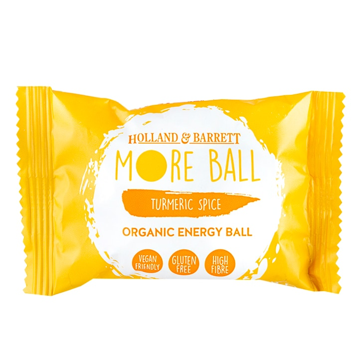 Holland & Barrett Turmeric Spice More Ball 40g