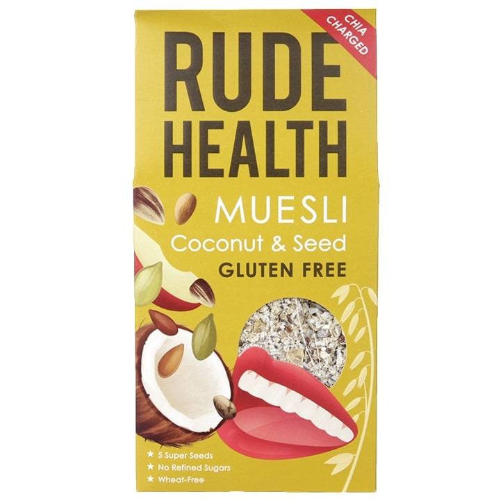 Rude Health Coconut & Seed Muesli 500g