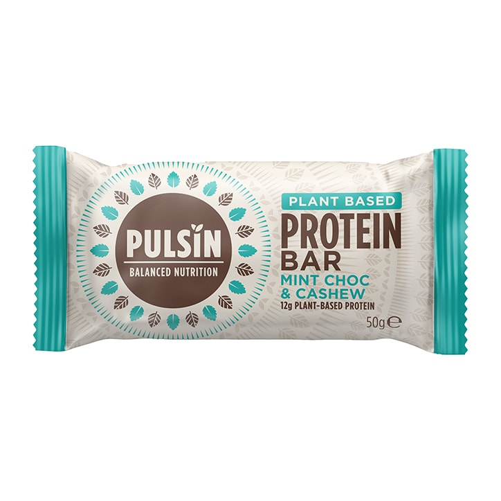 Pulsin Mint Choc Chip Protein Booster