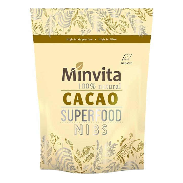 Minvita Cacao Nibs 250g