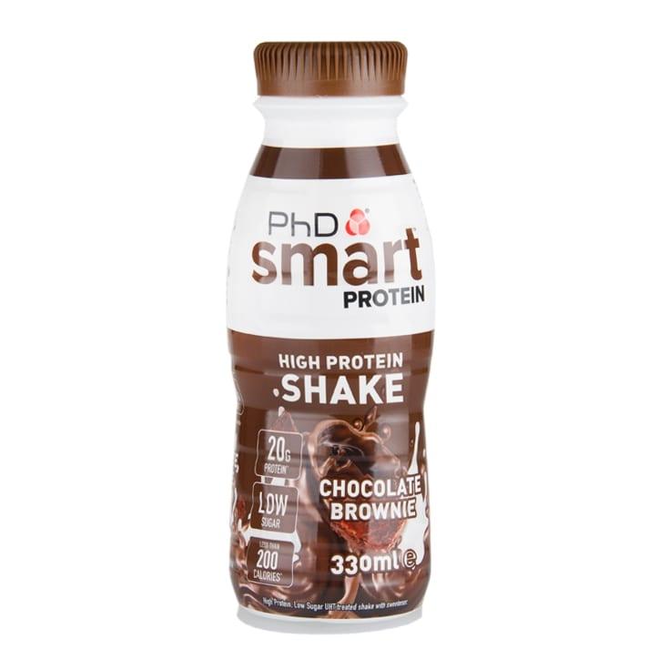 PhD Smart Protein Shake Chocolate Brownie