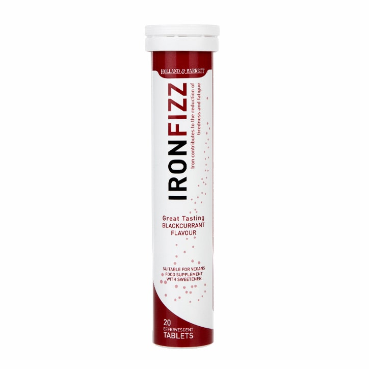 Holland & Barrett Iron Effervescent Tablets