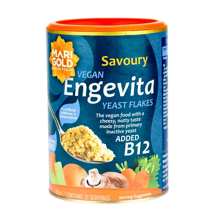 Engevita Yeast Flakes B12 125g